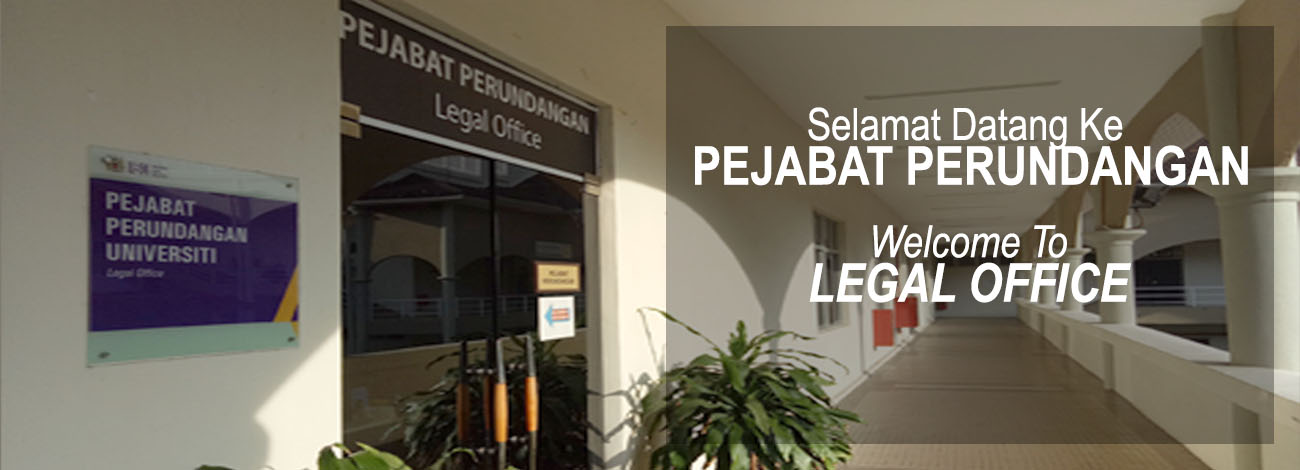 welcome to legal office